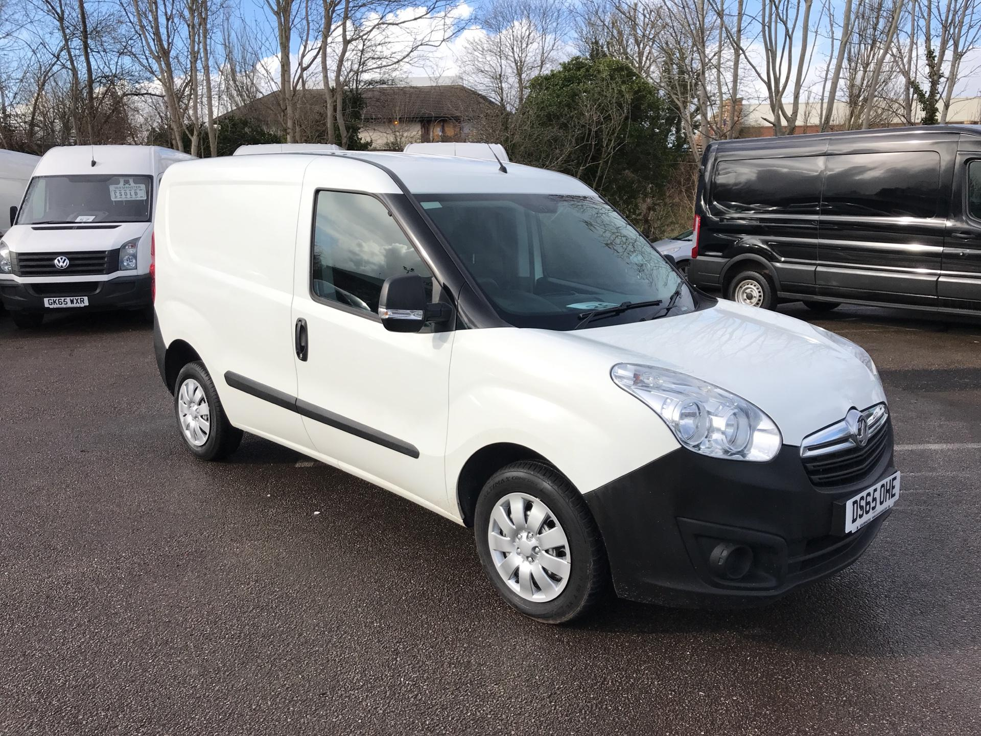 2015 Vauxhall Combo  L1 H1 2000 1.3 16V  EURO 5 (DS65OHE)