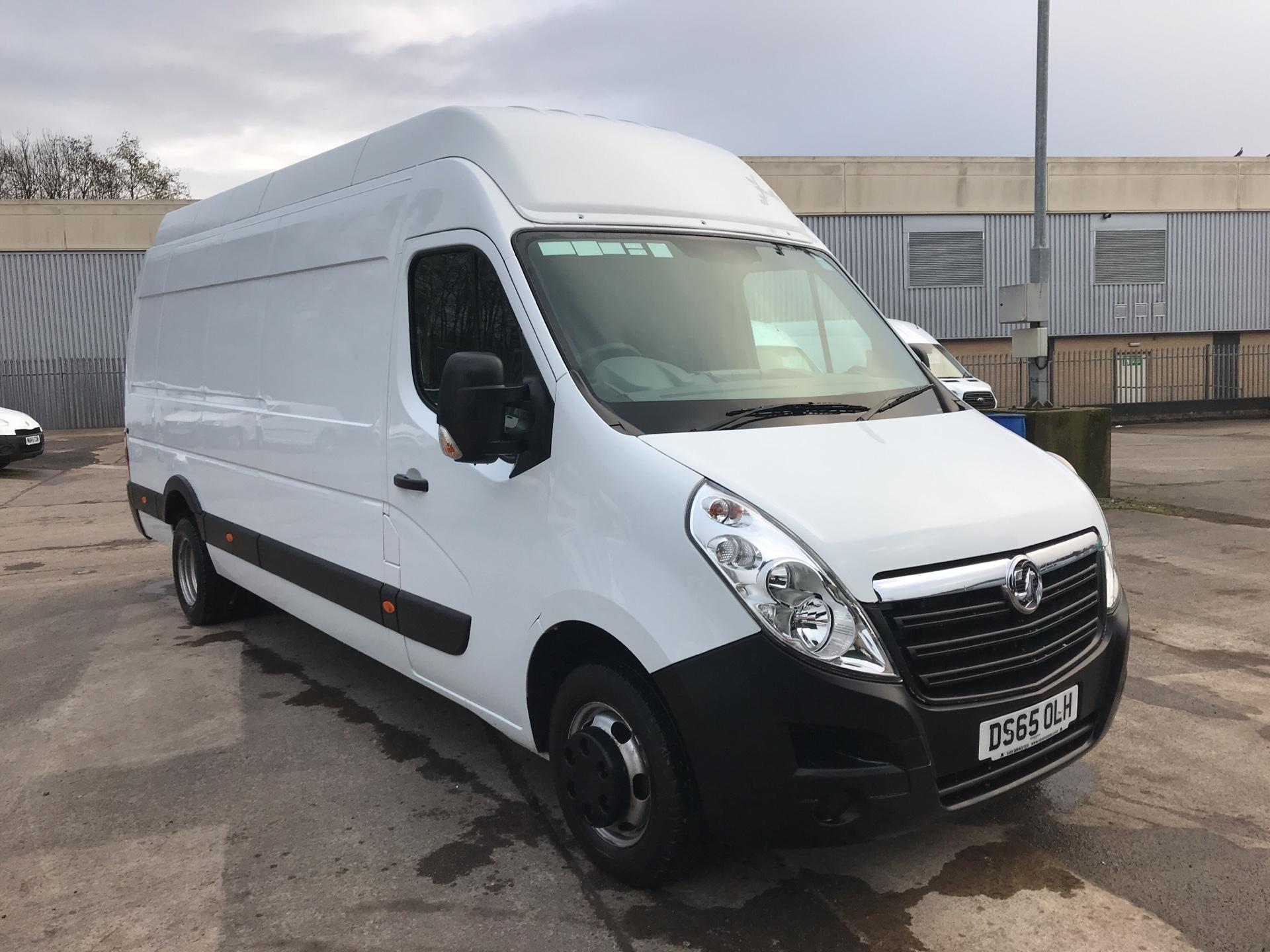 2015 Vauxhall Movano 35 L4 H3 125PS EURO 5 (DS65OLH)