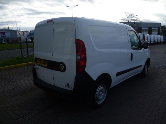 2015 Vauxhall Combo  L1 H1 2000 1.3 16V  EURO 5 (DS65OMM) Image 4