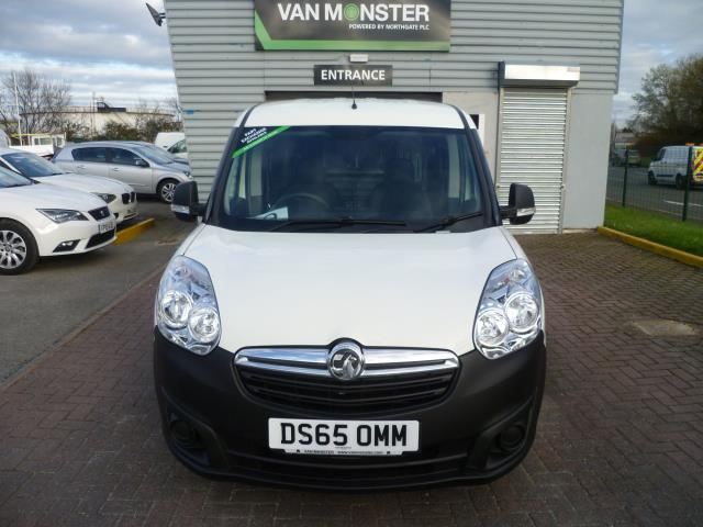 2015 Vauxhall Combo  L1 H1 2000 1.3 16V  EURO 5 (DS65OMM) Image 3