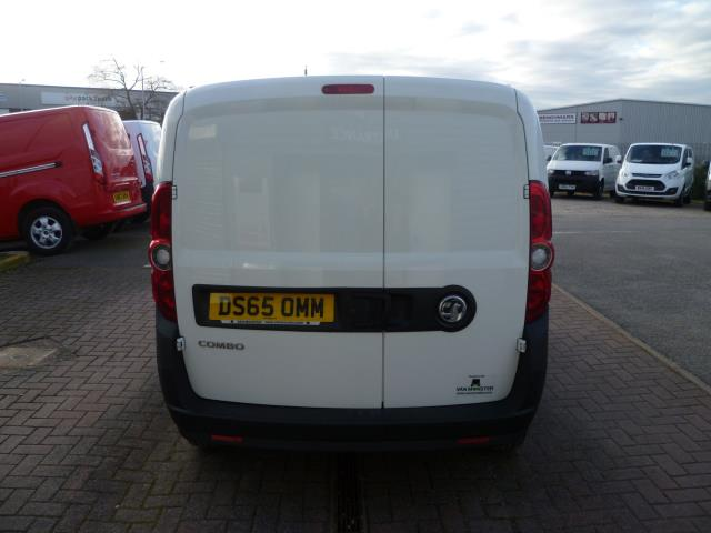 2015 Vauxhall Combo  L1 H1 2000 1.3 16V  EURO 5 (DS65OMM) Image 6