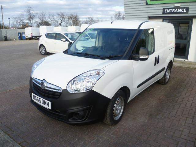 2015 Vauxhall Combo  L1 H1 2000 1.3 16V  EURO 5 (DS65OMM) Image 2