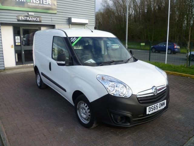 2015 Vauxhall Combo  L1 H1 2000 1.3 16V  EURO 5 (DS65OMM)