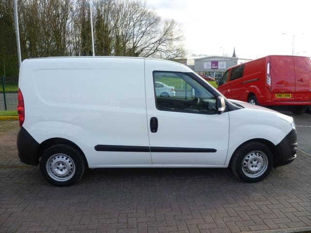 2015 Vauxhall Combo  L1 H1 2000 1.3 16V  EURO 5 (DS65OMM) Image 8