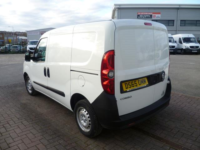 2015 Vauxhall Combo  L1 H1 2000 1.3 16V  EURO 5 (DS65OMM) Image 5
