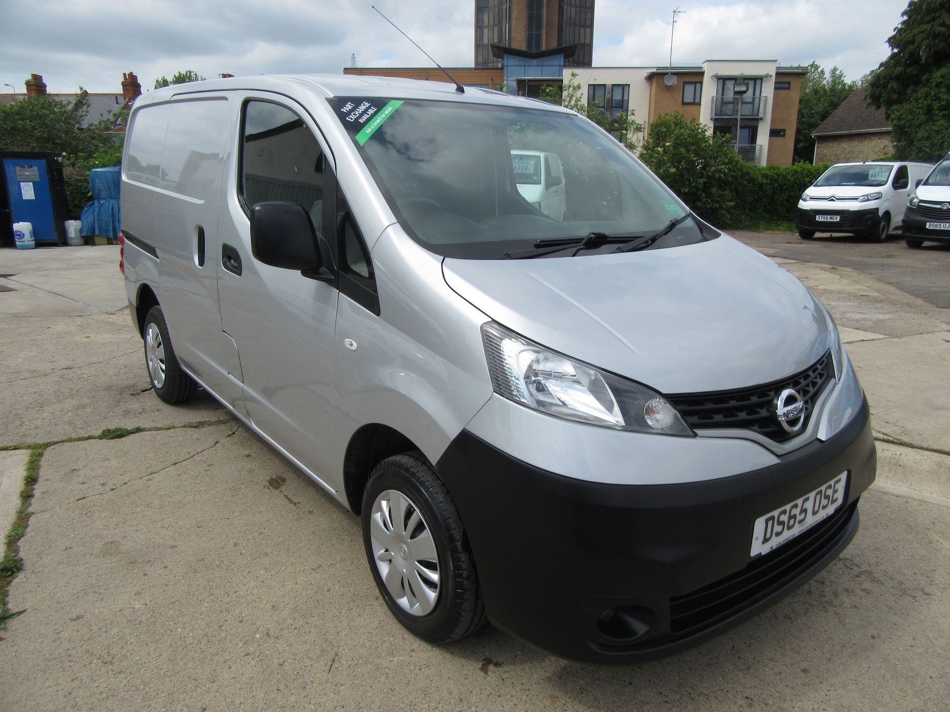 2015 Nissan Nv200 1.5 DCI ACENTA EURO 5 (DS65OSE)
