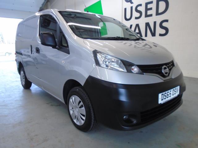 2015 Nissan Nv200 1.5 Dci Acenta Van (DS65OSV)