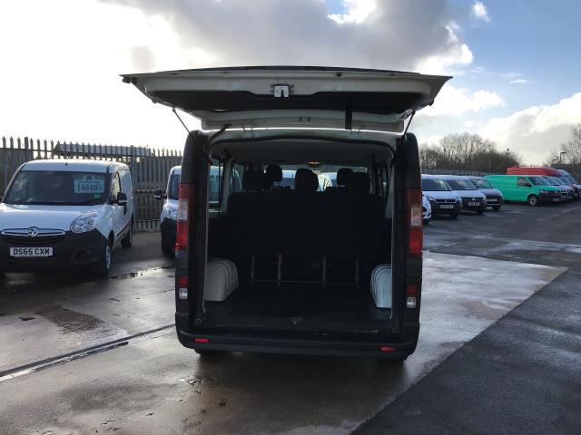 2015 Vauxhall Vivaro 2900 L2 H1 1.6CDTI 115PS 9 SEAT MINIBUS EURO 5 (DS65UBA) Image 17