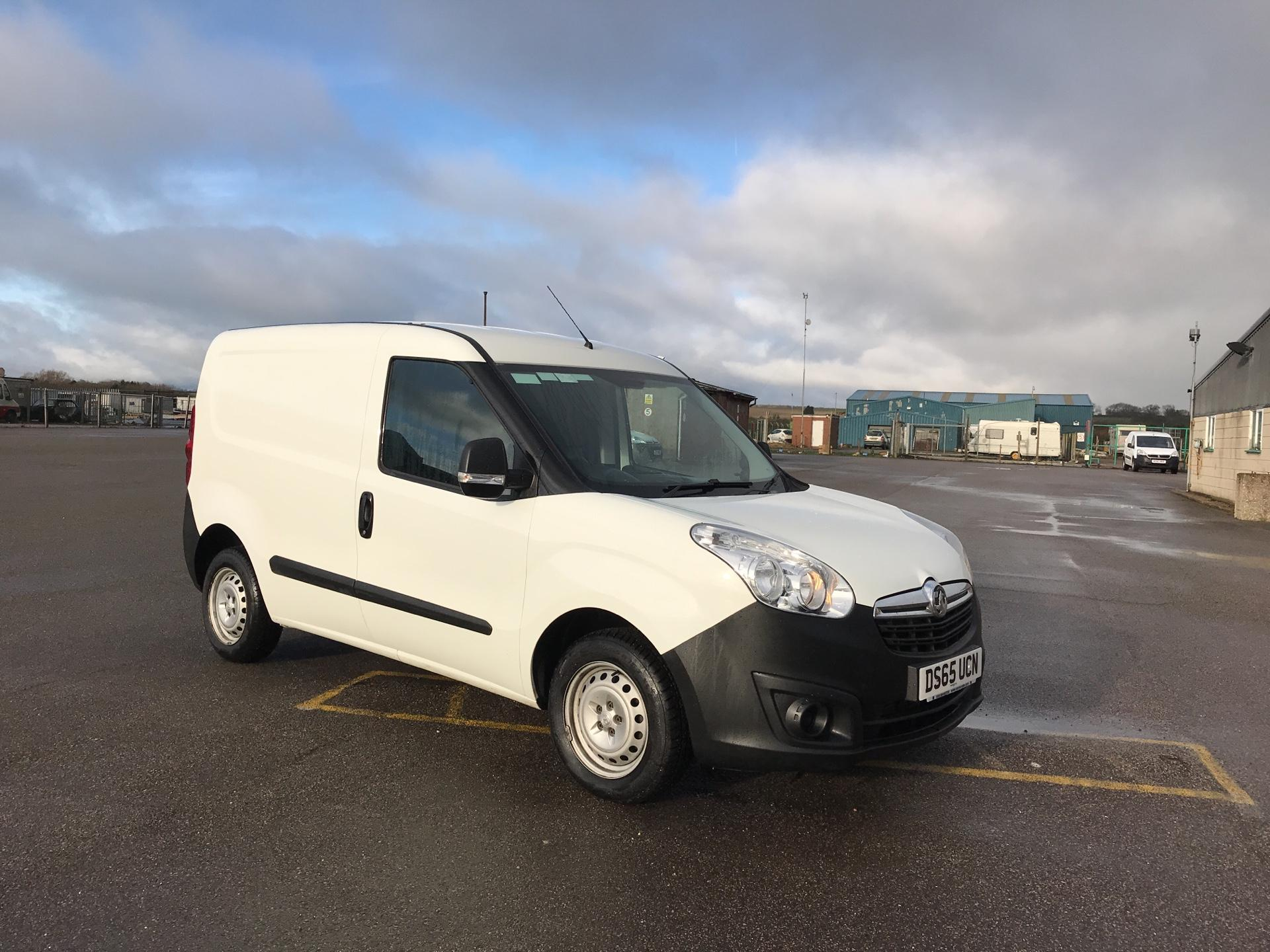 2015 Vauxhall Combo L1 H1 2000 1.3 (SLD) 16V EURO 5 (DS65UCN)