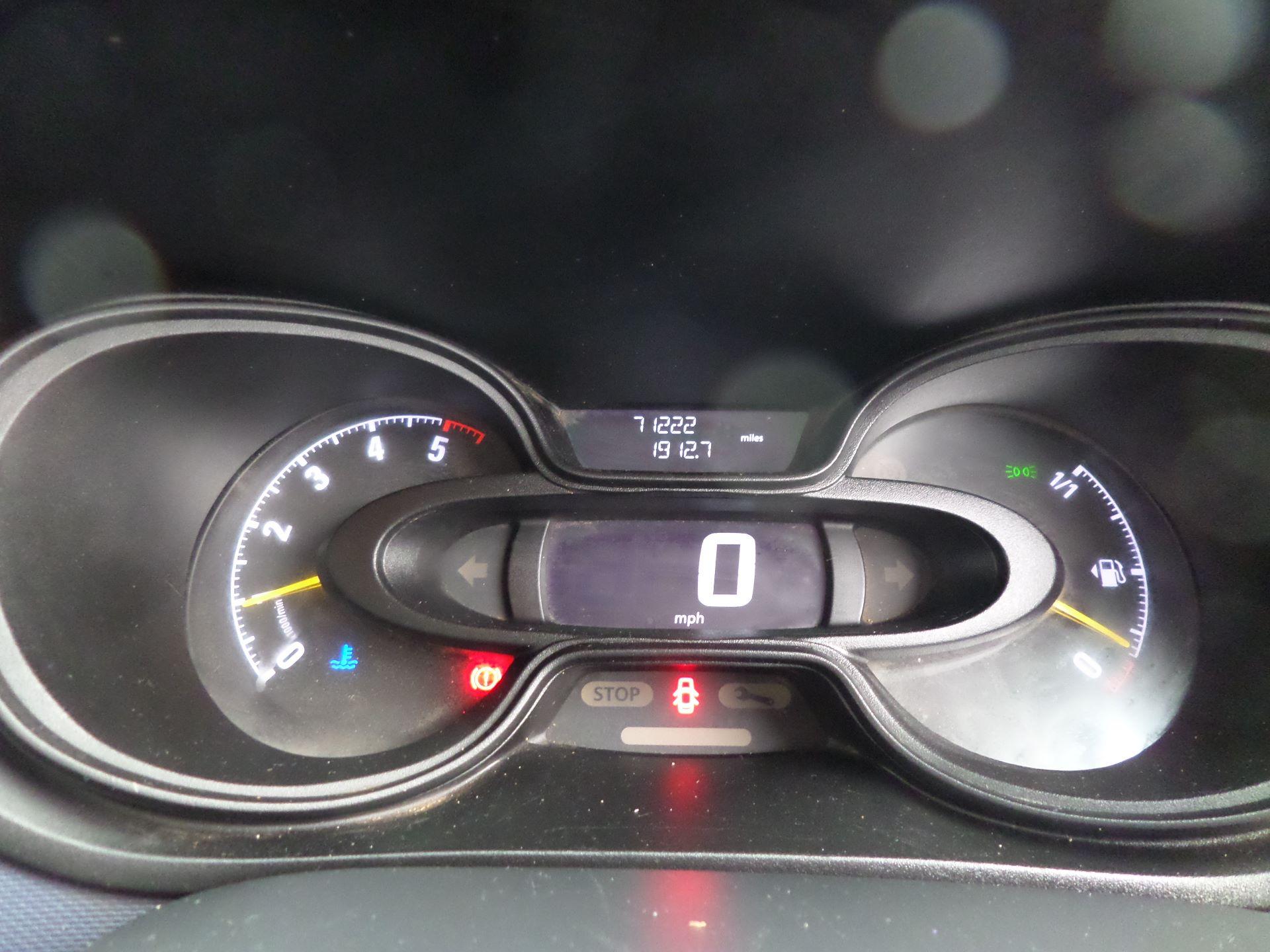 2015 Vauxhall Vivaro 2900 1.6Cdti 115Ps H1 Combi 9 Seat Mini Bus Euro 5 (DS65UEP) Image 18