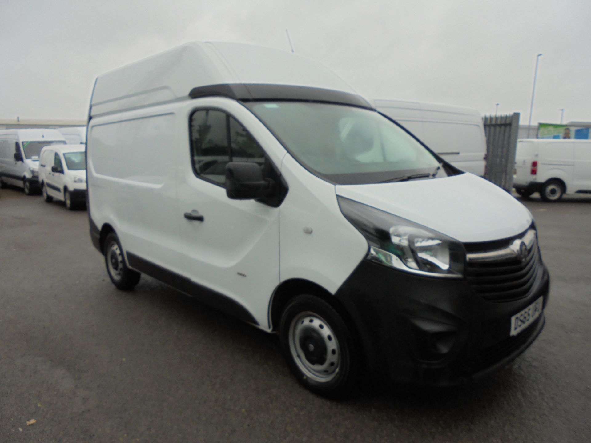 2016 Vauxhall Vivaro  L2 H2 2900 1.6 BITURBO 120PS ECOFLEX  EURO 5*VALUE RANGE VEHICLE CONDITION REFLECTED IN PRICE*  (DS65UFU)