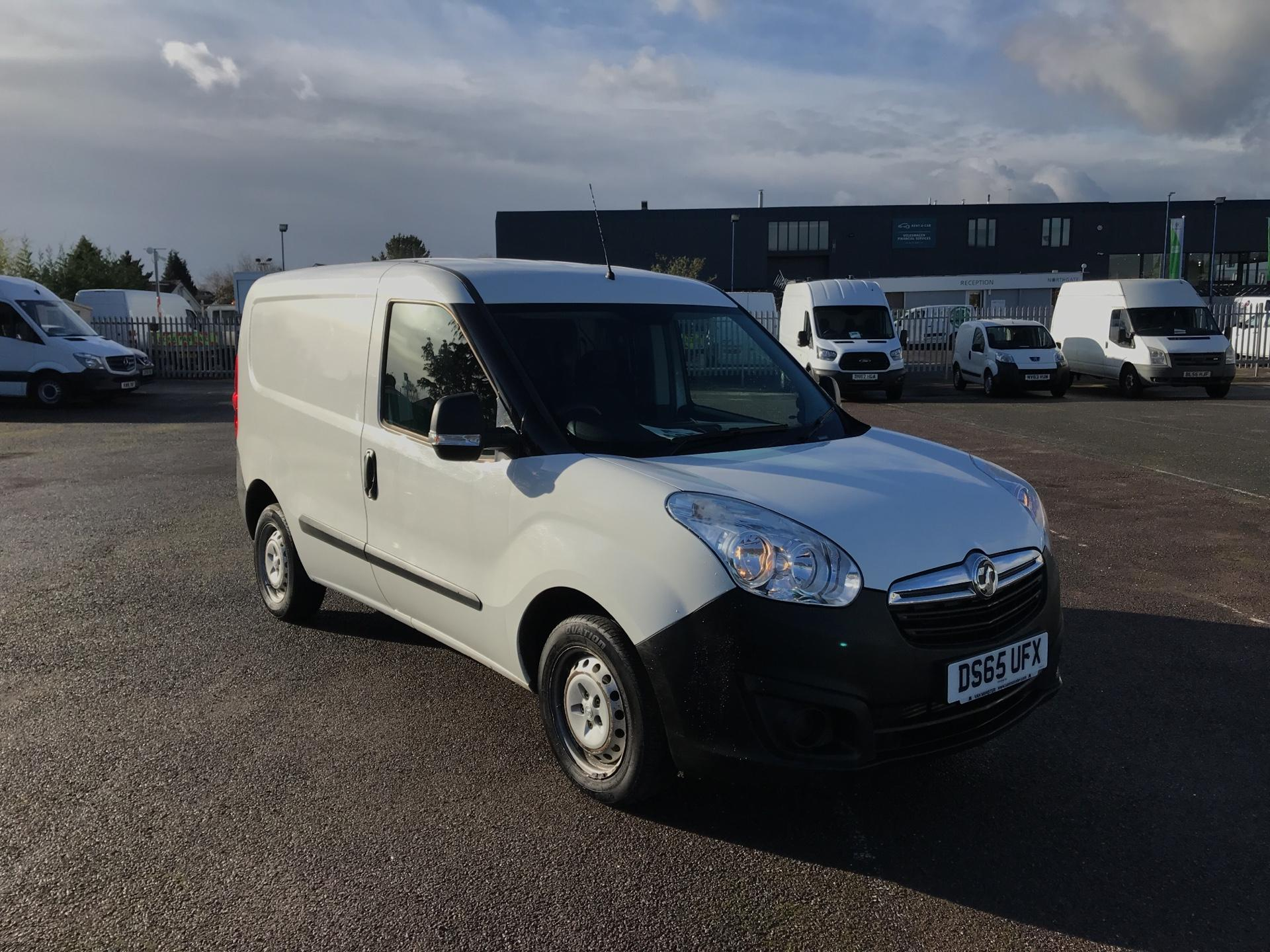 2015 Vauxhall Combo L1 H1 2000 1.3 16V EURO 5 (DS65UFX)