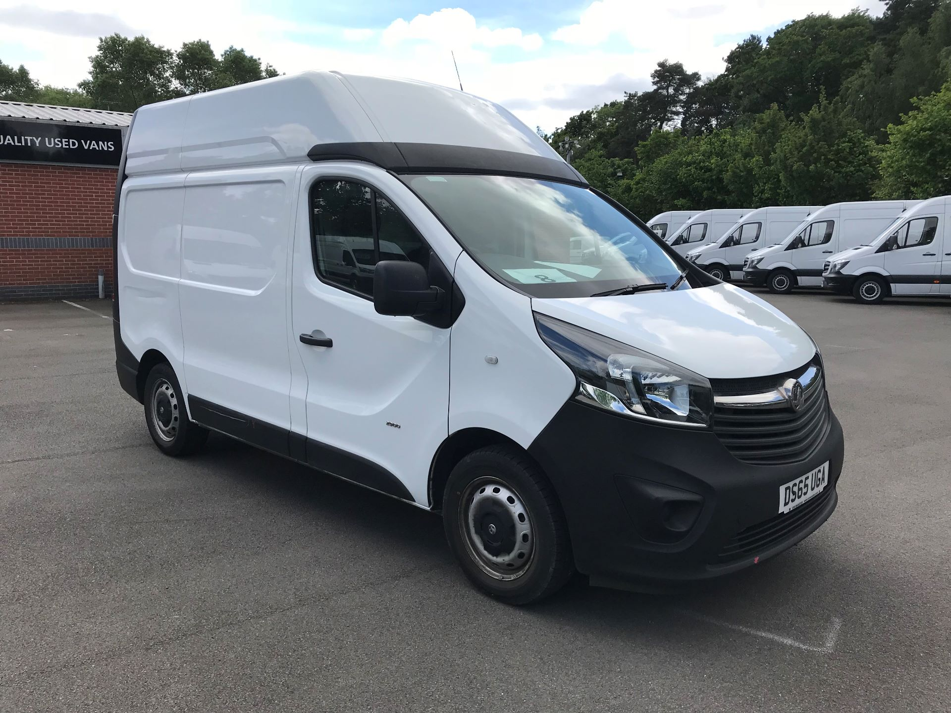 2016 Vauxhall Vivaro  L1 H2 2900 1.6 BITURBO 120PS ECOFLEX  EURO 5 *VALUE  RANGE VEHICLE CONDITION REFLECTED IN PRICE* (DS65UGA)