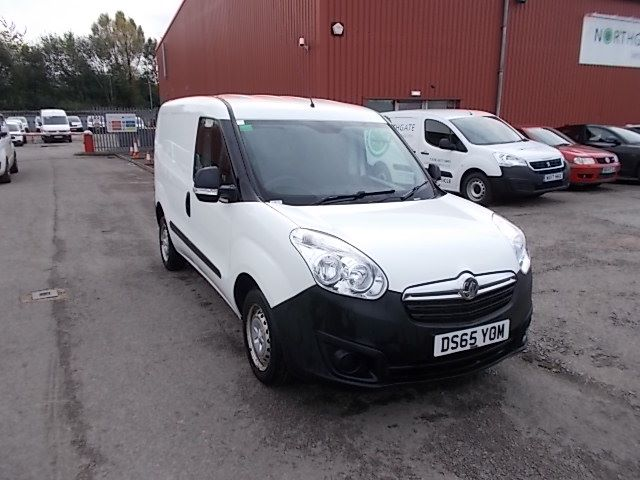2015 Vauxhall Combo  L1 H1 2000 1.3 16V  EURO 5 (DS65YOM)