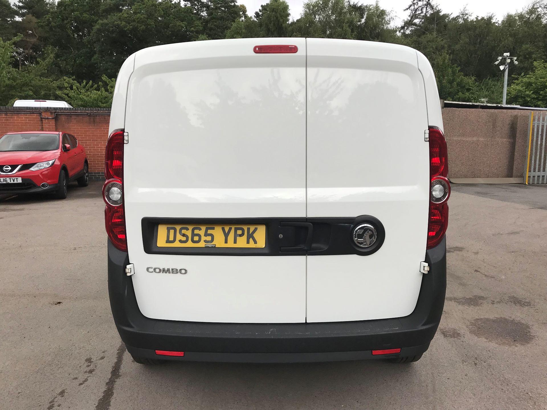 2015 Vauxhall Combo L1 H1 2000 1.3 16V  EURO 5 (DS65YPK) Image 9