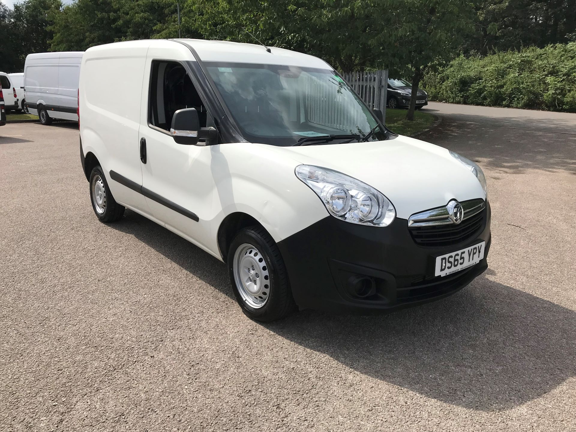 2015 Vauxhall Combo  L1 H1 2000 1.3 16V  EURO 5 (DS65YPY)