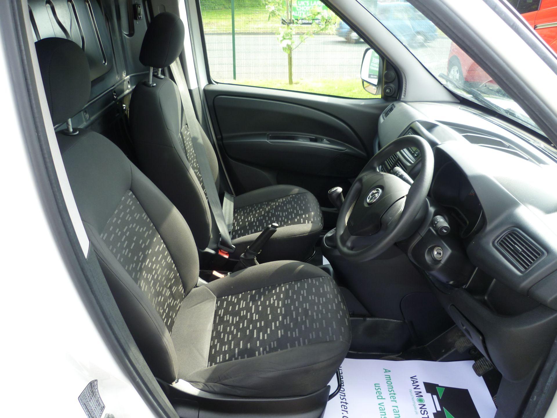 2015 Vauxhall Combo  L1 H1 2000 1.3 16V  EURO 5 (DS65YSJ) Image 18