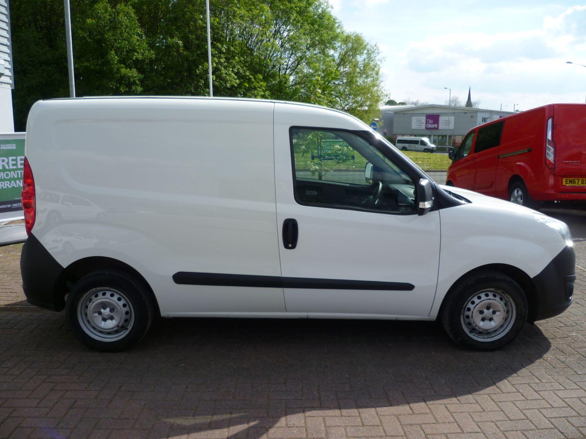 2015 Vauxhall Combo  L1 H1 2000 1.3 16V  EURO 5 (DS65YSJ) Image 8
