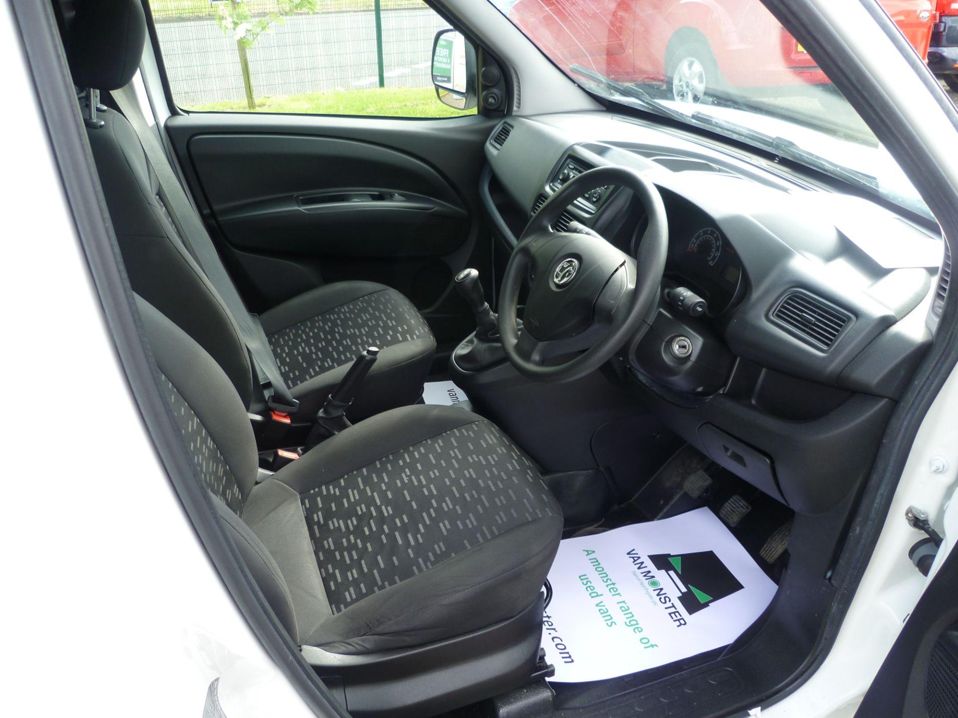 2015 Vauxhall Combo  L1 H1 2000 1.3 16V  EURO 5 (DS65YSJ) Image 17