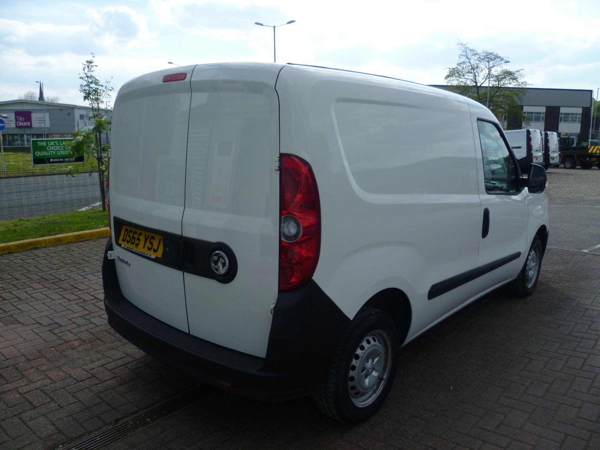 2015 Vauxhall Combo  L1 H1 2000 1.3 16V  EURO 5 (DS65YSJ) Image 4