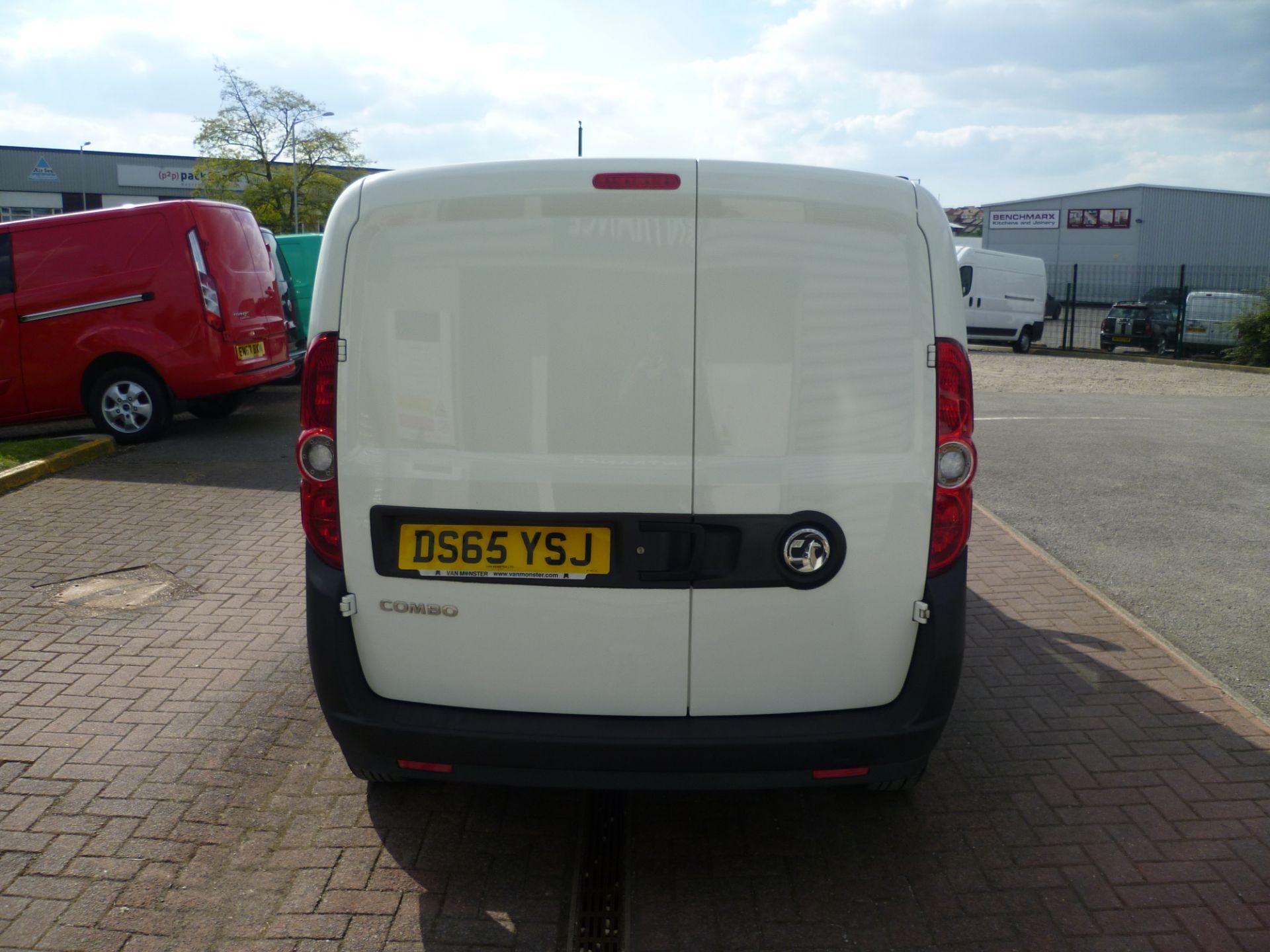 2015 Vauxhall Combo  L1 H1 2000 1.3 16V  EURO 5 (DS65YSJ) Image 6