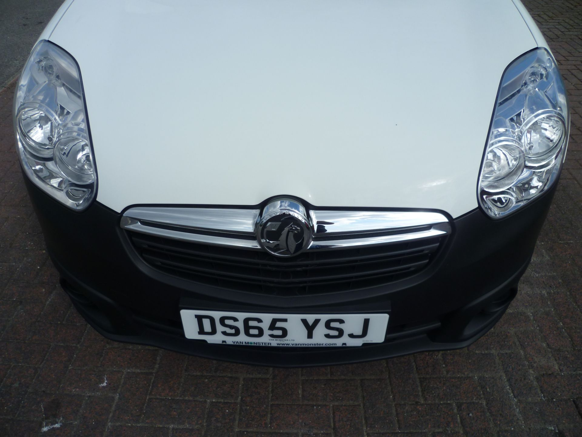 2015 Vauxhall Combo  L1 H1 2000 1.3 16V  EURO 5 (DS65YSJ) Image 12