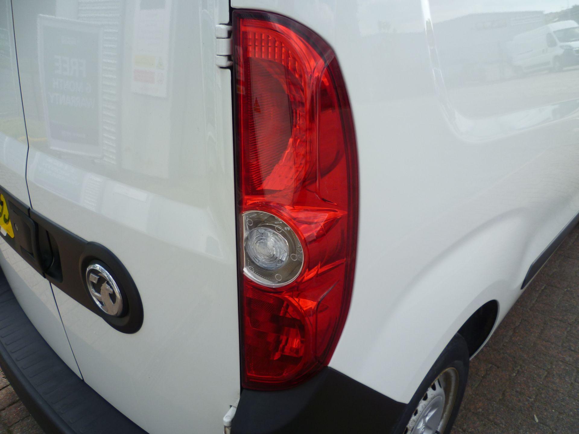 2015 Vauxhall Combo  L1 H1 2000 1.3 16V  EURO 5 (DS65YSJ) Image 13