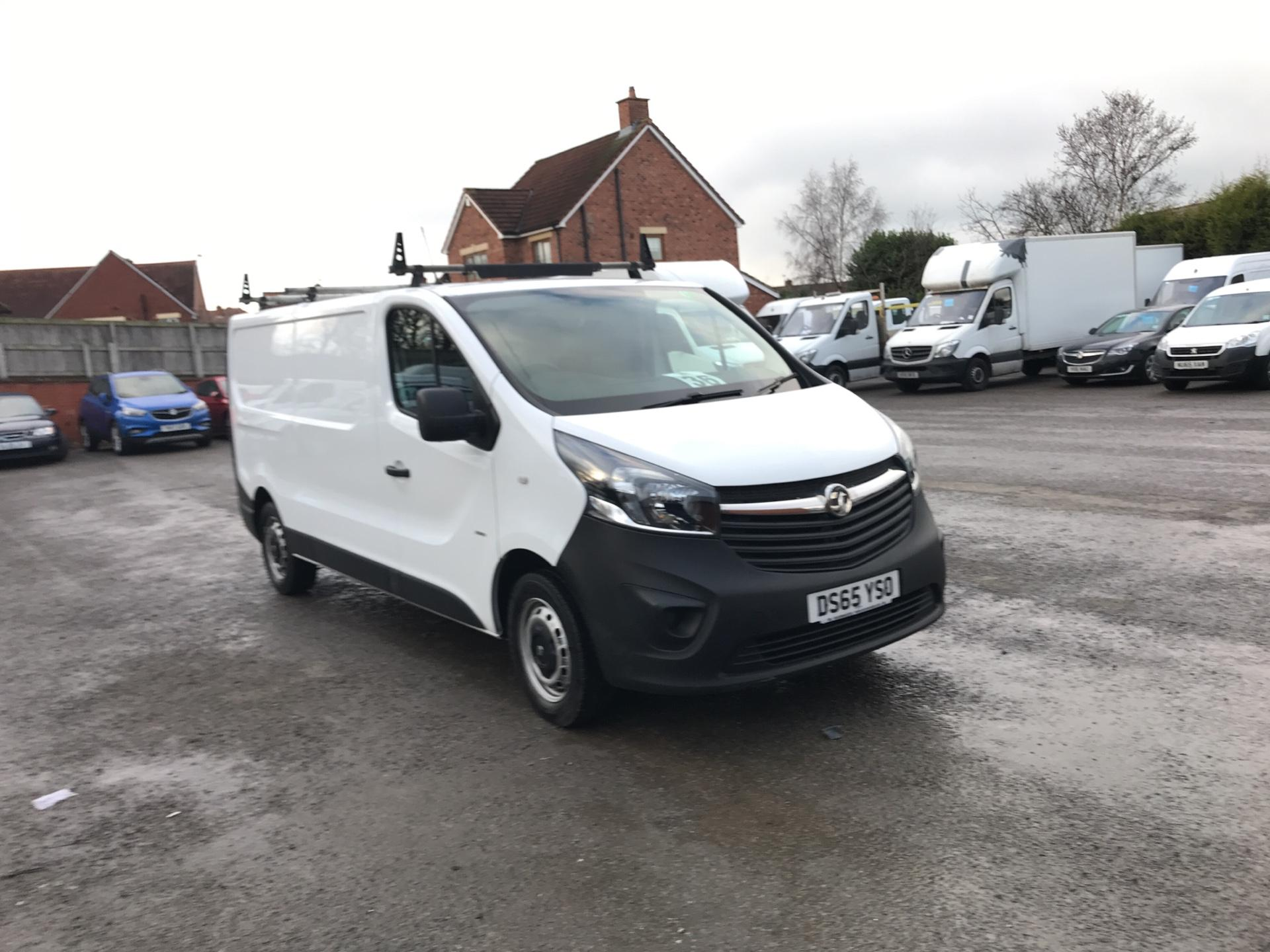 2015 Vauxhall Vivaro L2 H1 2900 1.6 115PS EURO 5 *VALUE RANGE VEHICLE CONDITION REFLECTED IN PRICE* (DS65YSO)