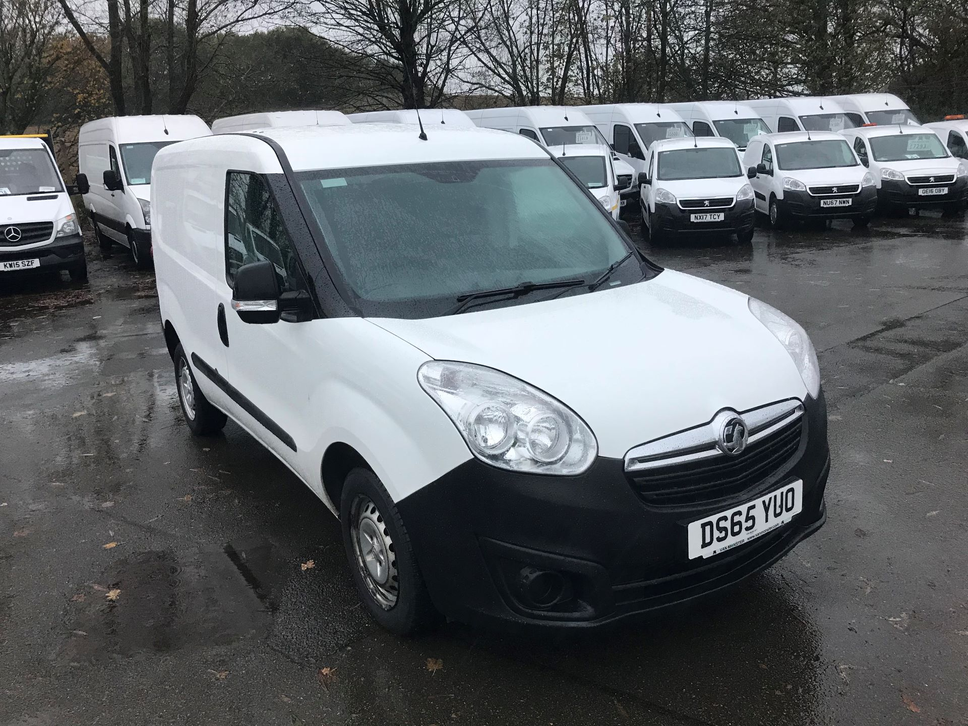 2015 Vauxhall Combo  L1 H1 2000 1.3 16V  EURO 5 (DS65YUO)
