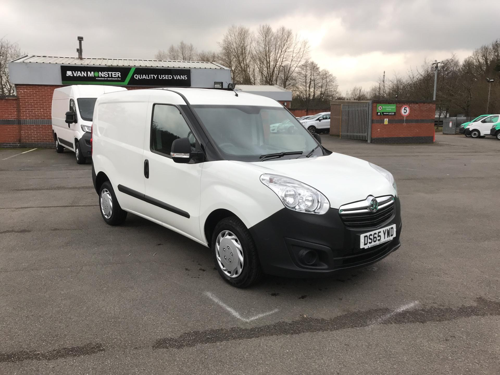 2015 Vauxhall Combo  L1 H1 2000 1.3 16V  EURO 5 (DS65YWD)