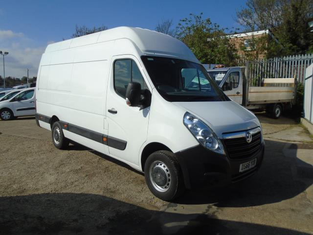 2015 Vauxhall Movano 35 L3 H3 125PS EURO 5 (DS65YXB)
