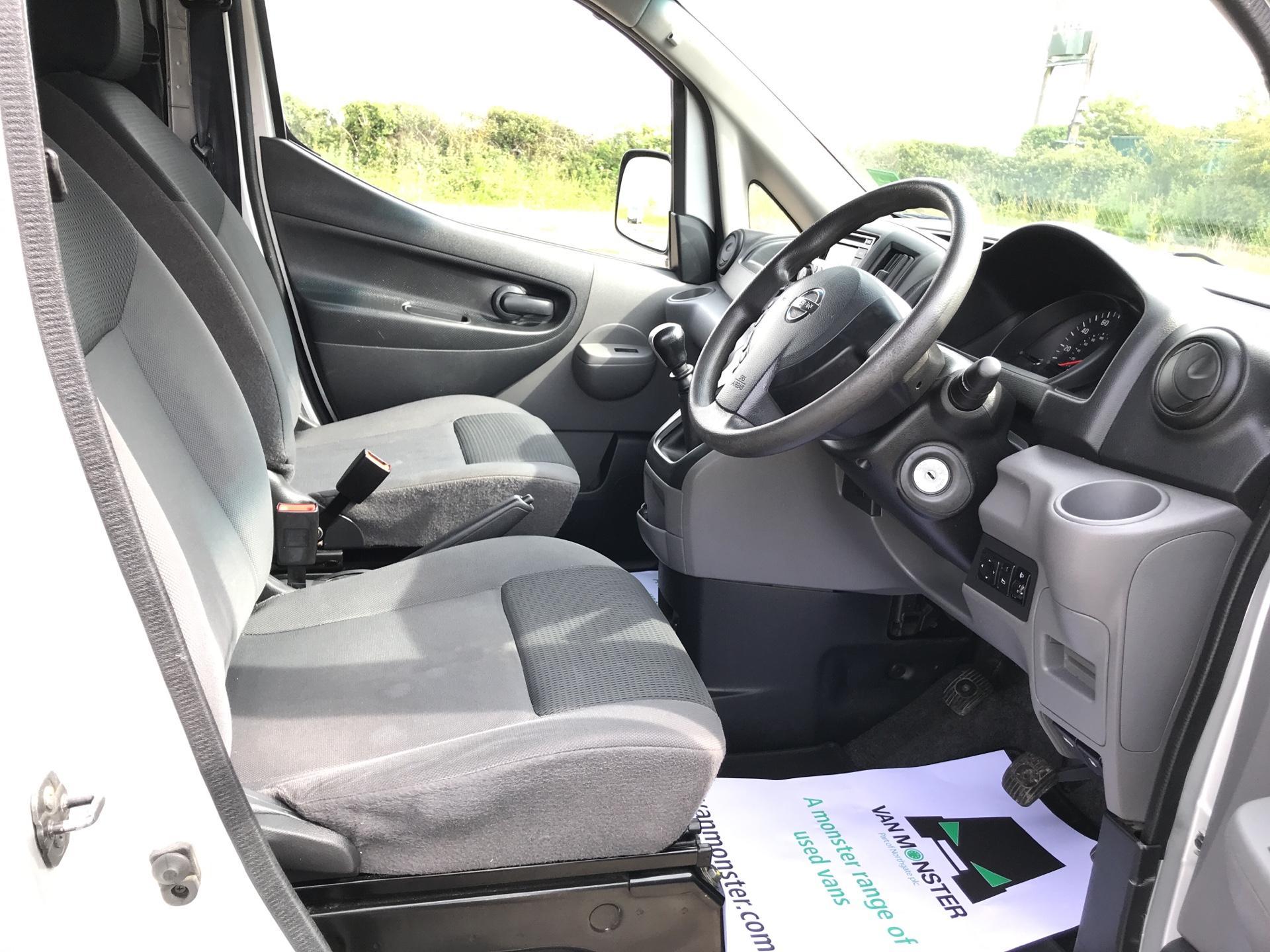 2015 Nissan Nv200 1.5 DCI ACENTA EURO 5 (DS65ZGN) Image 9