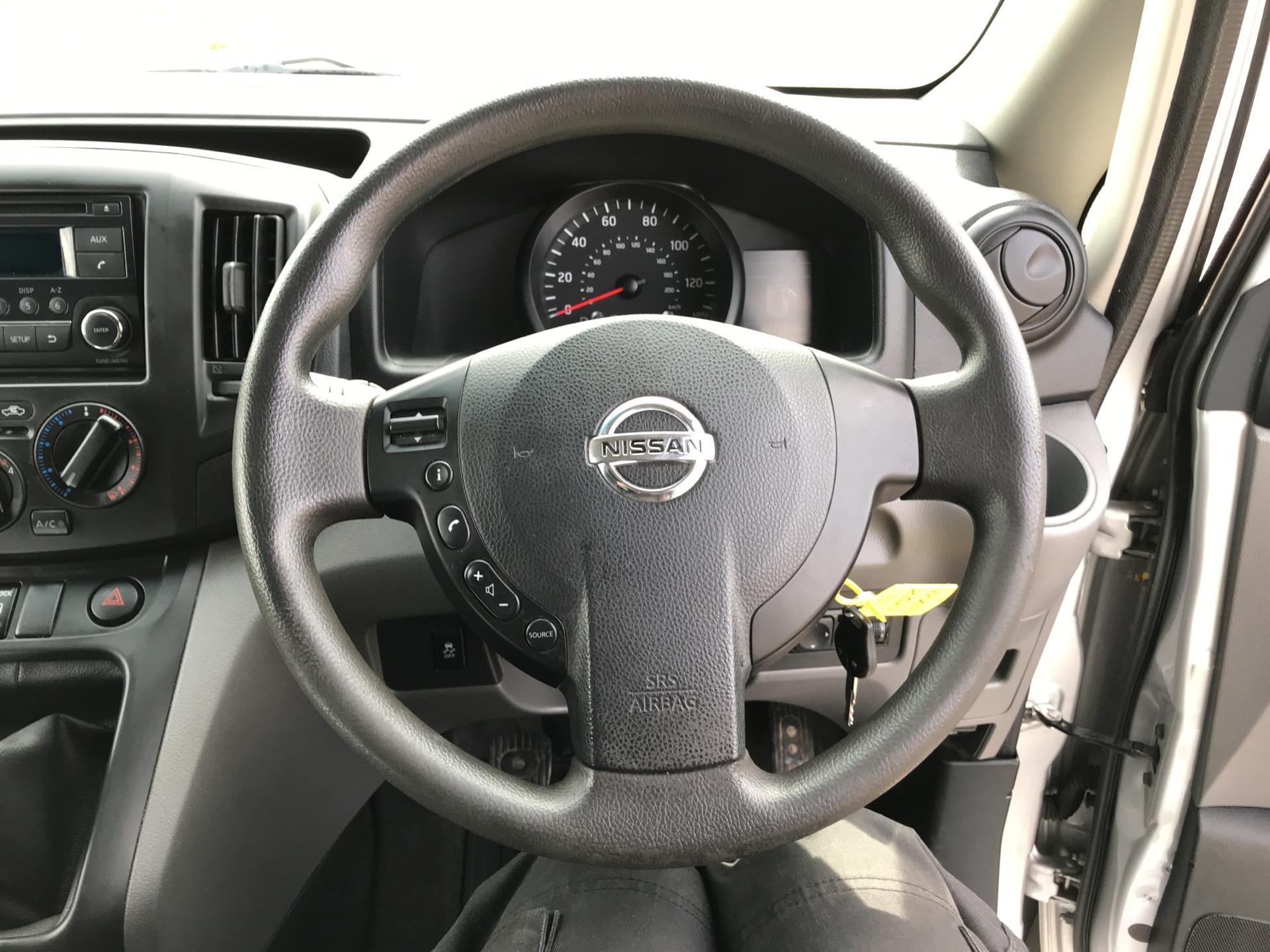 2015 Nissan Nv200 1.5 DCI ACENTA EURO 5 (DS65ZGN) Image 12
