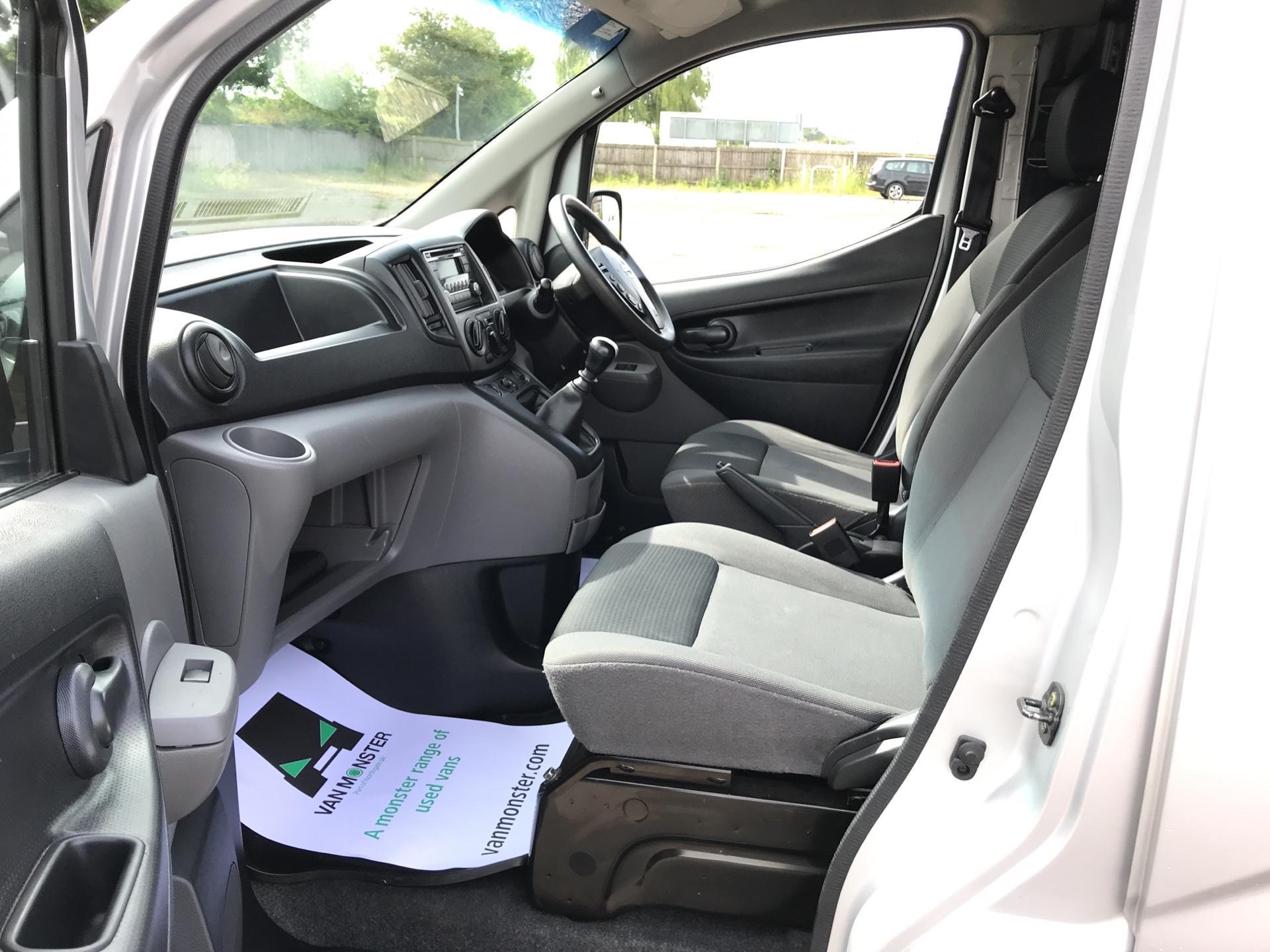 2015 Nissan Nv200 1.5 DCI ACENTA EURO 5 (DS65ZGN) Image 14