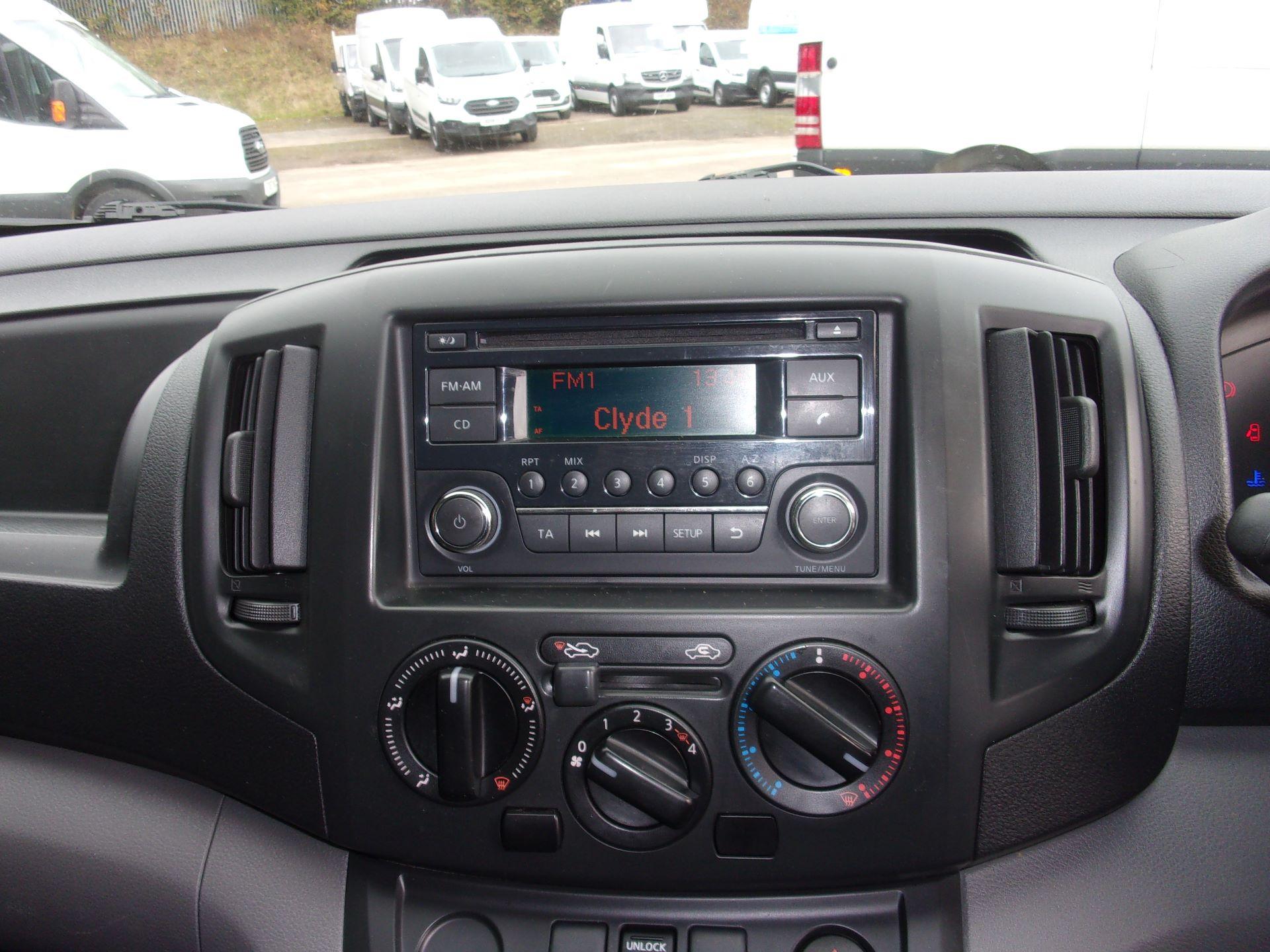 2017 Nissan Nv200 1.5 DCI ACENTA VAN EURO 6 (DS66LPE) Image 4