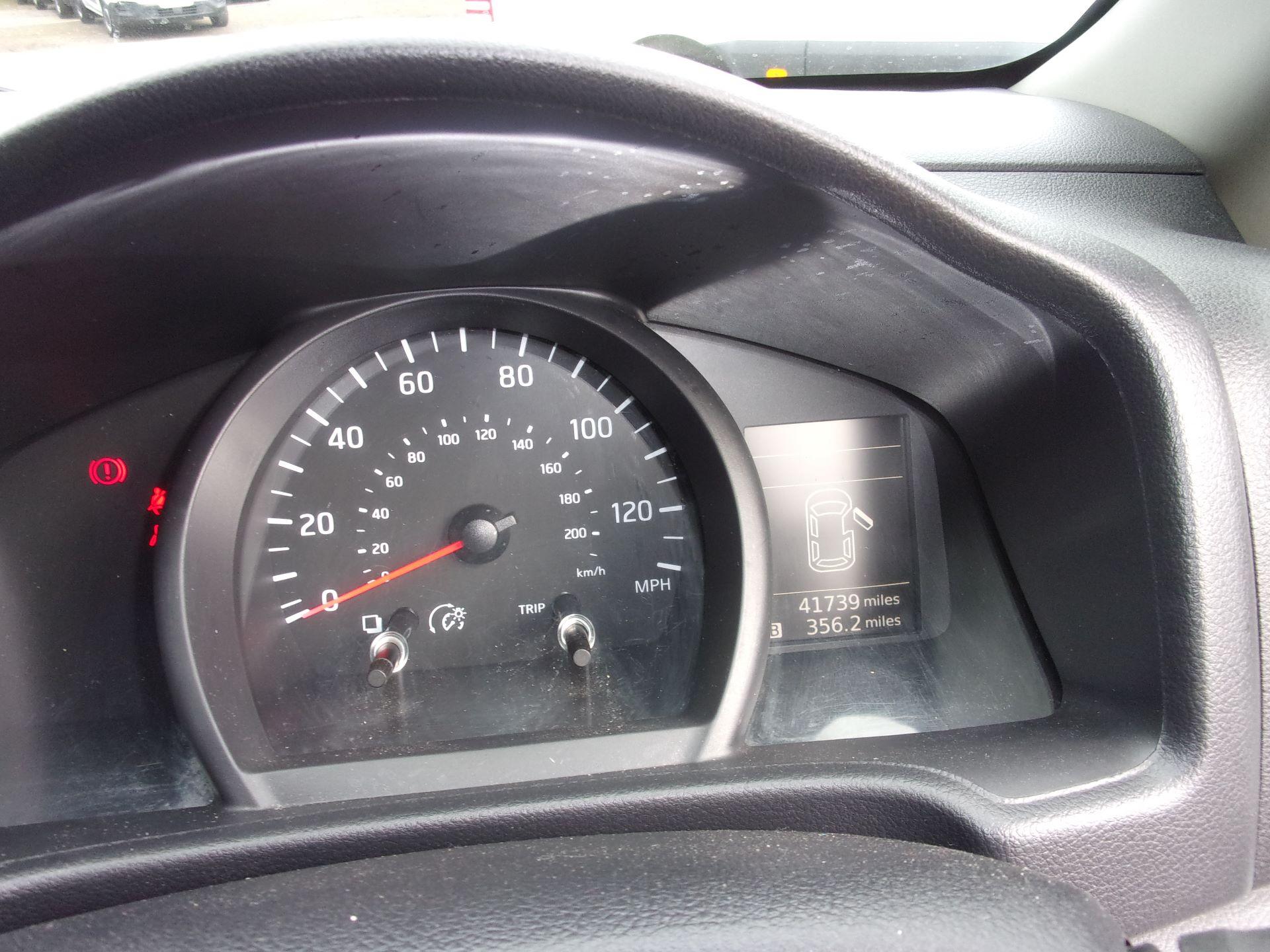 2017 Nissan Nv200 1.5 DCI ACENTA VAN EURO 6 (DS66LPE) Image 6