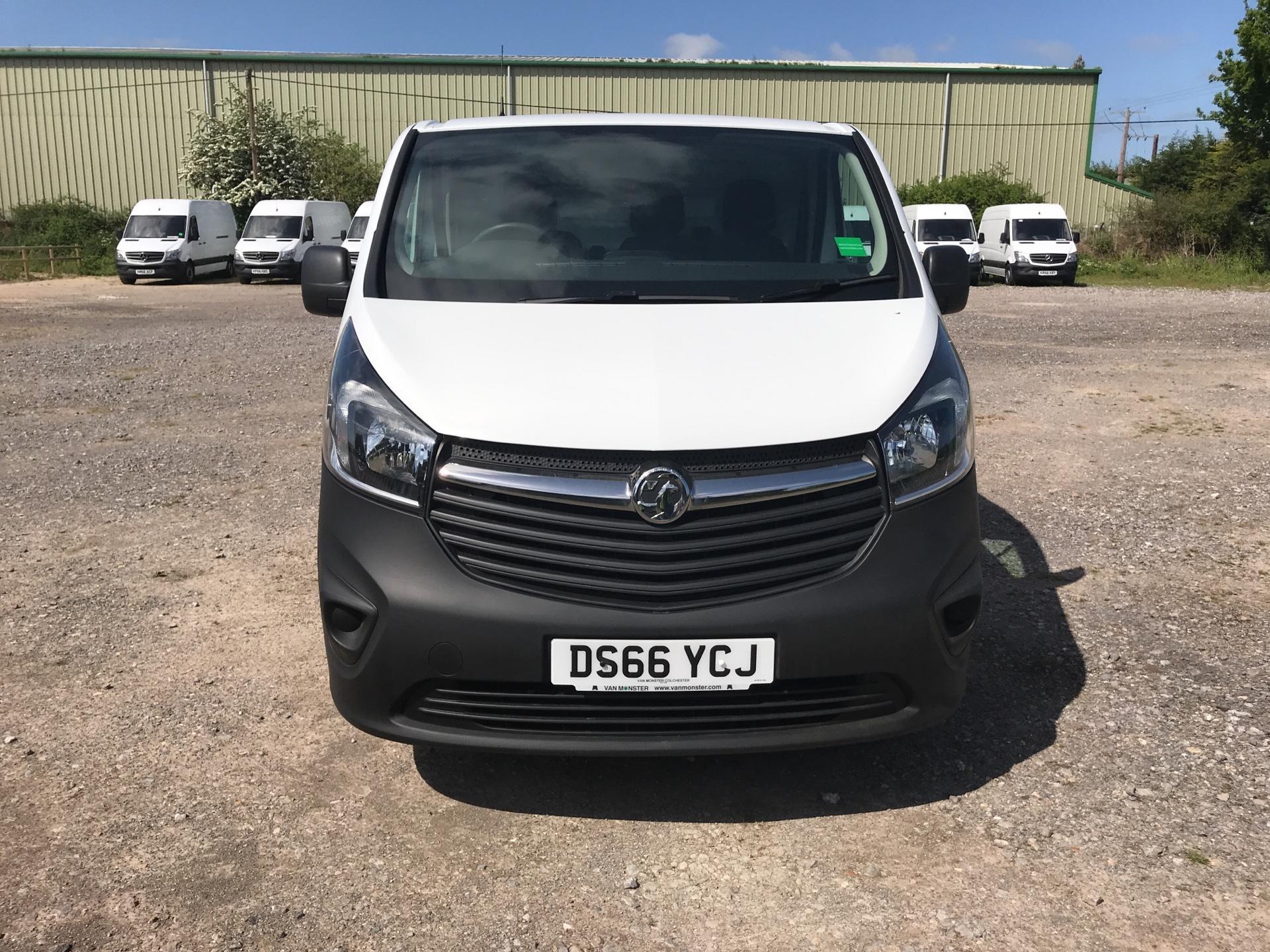 2016 Vauxhall Vivaro 2900 1.6Cdti 115Ps H1 Van (DS66YCJ) Image 8