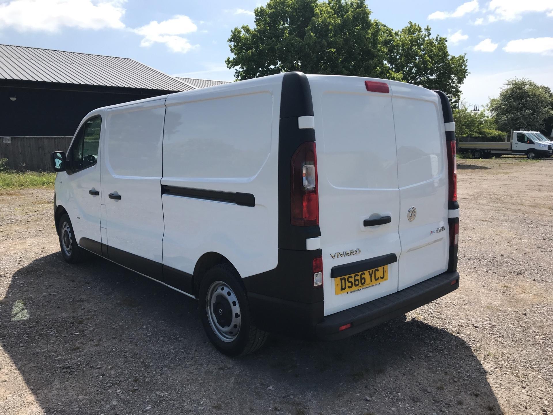 2016 Vauxhall Vivaro 2900 1.6Cdti 115Ps H1 Van (DS66YCJ) Image 5