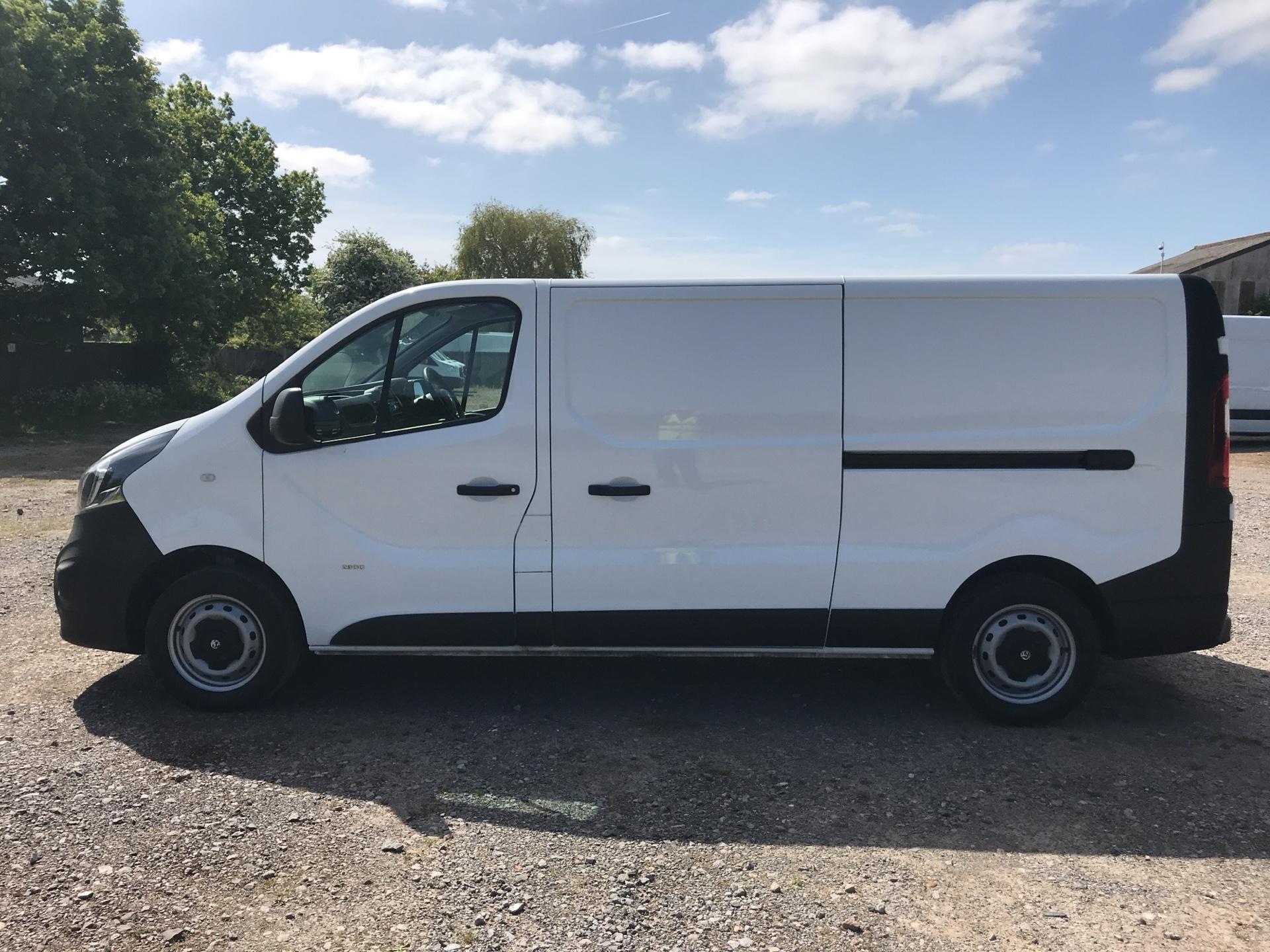2016 Vauxhall Vivaro 2900 1.6Cdti 115Ps H1 Van (DS66YCJ) Image 6