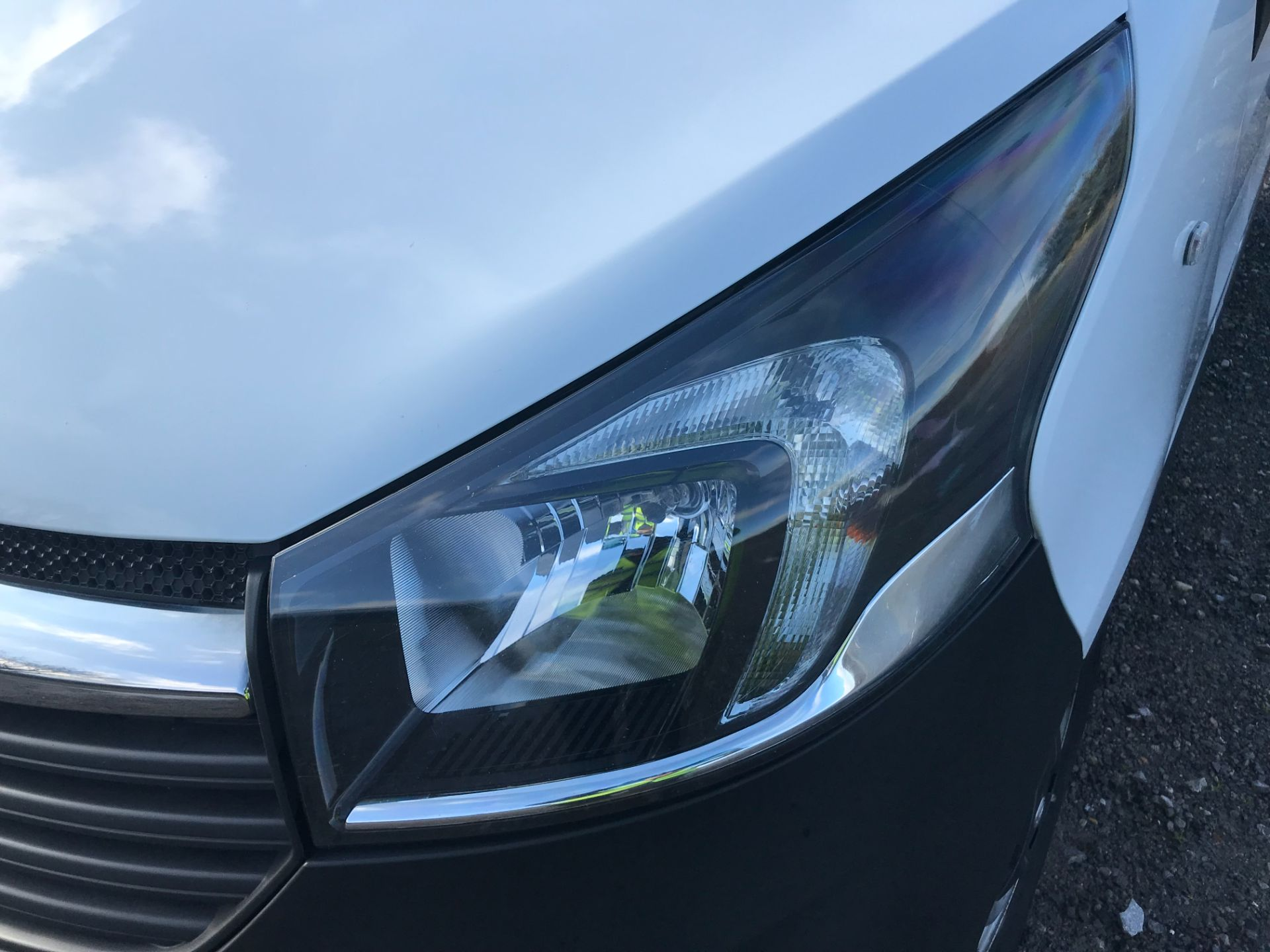 2016 Vauxhall Vivaro  L2 H1 2900 1.6 BITURBO 125PS ECOFLEX COMBI 9 SEAT EURO 6 (DS66YFE) Image 34
