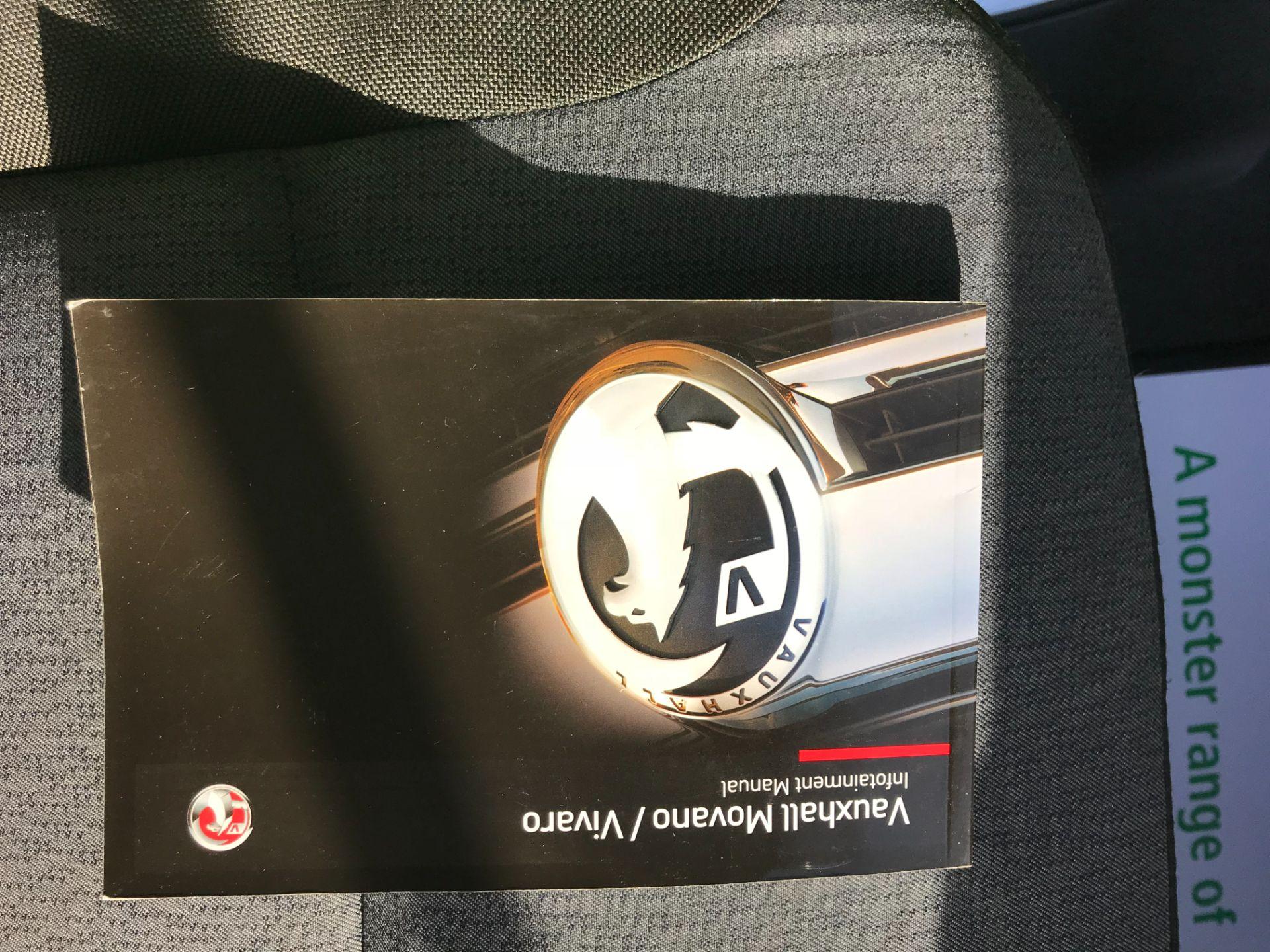 2016 Vauxhall Vivaro  L2 H1 2900 1.6 BITURBO 125PS ECOFLEX COMBI 9 SEAT EURO 6 (DS66YFE) Image 51