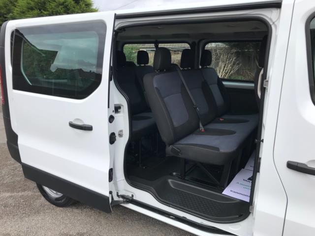 2016 Vauxhall Vivaro 2900 1.6Cdti Biturbo 125Ps H1 Combi 9 Seat (DS66YJF) Image 38