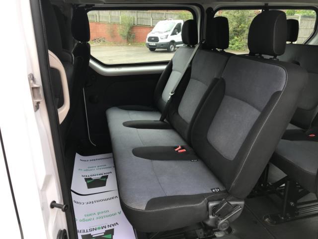 2016 Vauxhall Vivaro 2900 1.6Cdti Biturbo 125Ps H1 Combi 9 Seat (DS66YJF) Image 34