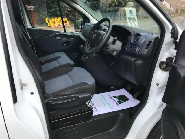 2016 Vauxhall Vivaro 2900 1.6Cdti Biturbo 125Ps H1 Combi 9 Seat (DS66YJF) Image 10