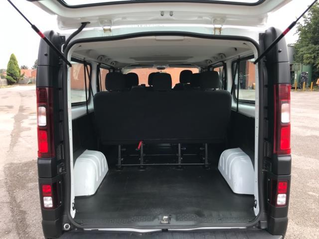 2016 Vauxhall Vivaro 2900 1.6Cdti Biturbo 125Ps H1 Combi 9 Seat (DS66YJF) Image 41