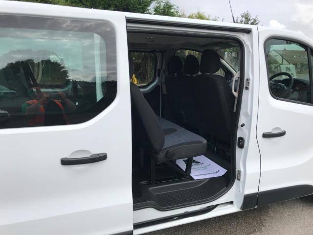 2016 Vauxhall Vivaro 2900 1.6Cdti Biturbo 125Ps H1 Combi 9 Seat (DS66YJF) Image 37