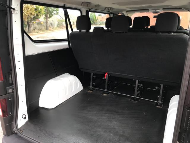 2016 Vauxhall Vivaro 2900 1.6Cdti Biturbo 125Ps H1 Combi 9 Seat (DS66YJF) Image 42