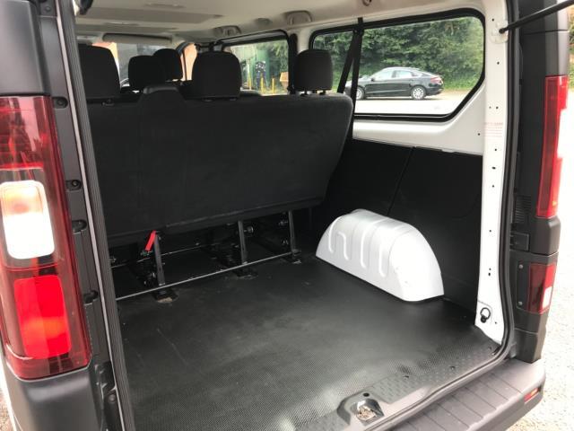 2016 Vauxhall Vivaro 2900 1.6Cdti Biturbo 125Ps H1 Combi 9 Seat (DS66YJF) Image 43