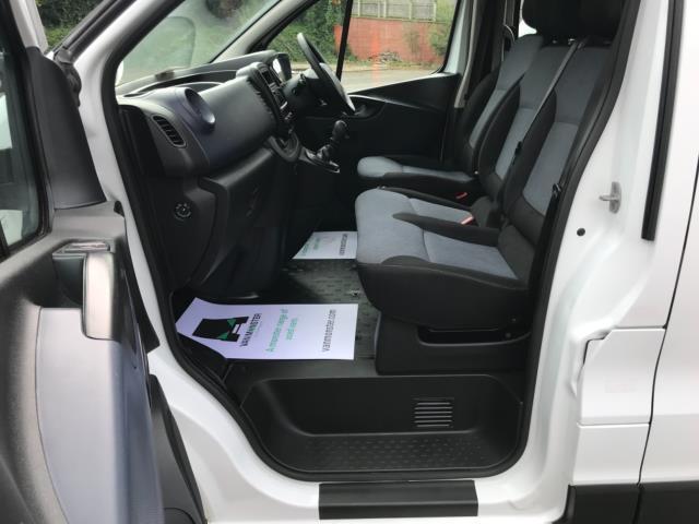 2016 Vauxhall Vivaro 2900 1.6Cdti Biturbo 125Ps H1 Combi 9 Seat (DS66YJF) Image 27