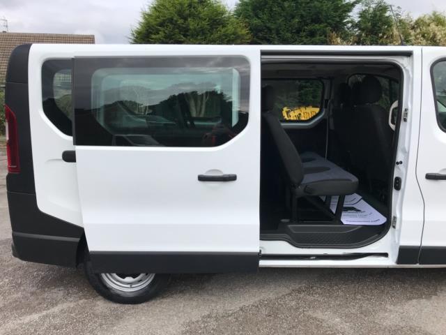 2016 Vauxhall Vivaro 2900 1.6Cdti Biturbo 125Ps H1 Combi 9 Seat (DS66YJF) Image 39